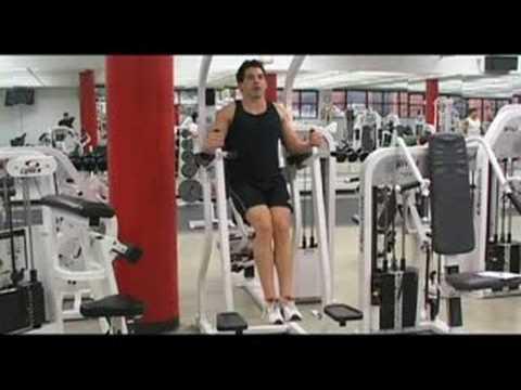 Knee Raise Vertical Knee Raise Chair