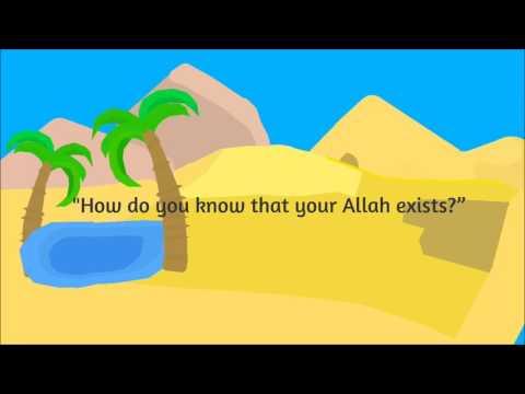 Islamic Children Story   Who is the Creator?   Rahmah Muslim Homeschool