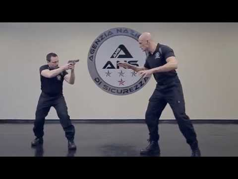 SELF DEFENSE - STS - Professional Close Combat Training For Police And Military