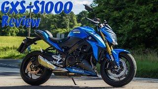 Suzuki GSX-S1000 Review.(, 2016-09-09T18:25:04.000Z)