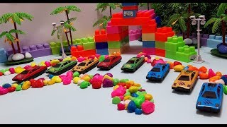 Kids Colors Learning | Children Learning Colors With Toy Car | Car Colors Learning For Kids