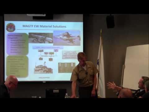 "October 1, 2013 AOC Capitol Club Presentation with USMC LtCol Jason ""Dizzy"" Schuette"