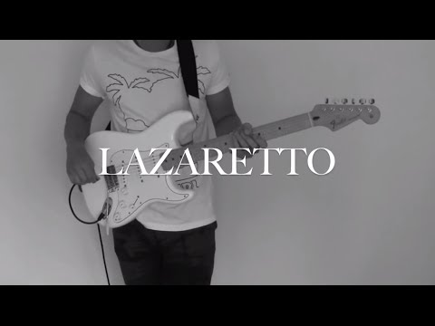 Jack White Lazaretto Guitar Cover