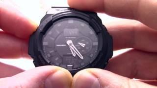 Часы Casio G-SHOCK GA-150-1A [GA-150-1AER] - Инструкция, как настроить от PresidentWatches.Ru(Часы Casio G-SHOCK GA-150-1A [GA-150-1AER] - http://presidentwatches.ru/watches/casio-g-shock-ga-150-1a., 2016-11-17T05:49:18.000Z)