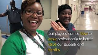 #DoCoSchools Employees Grow Skills With Professional Learning Day