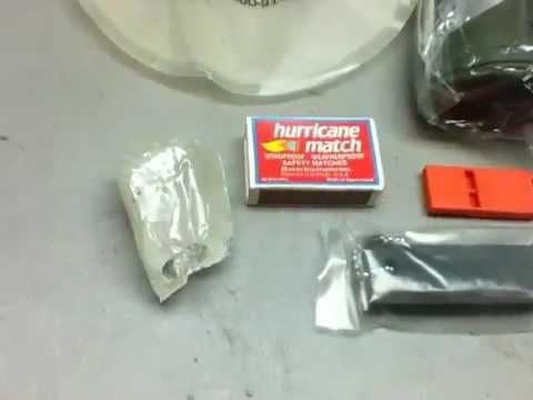 Marine Corps Logistics Command Individual Survival Kits on GovLiquidation.com