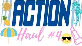 ÉNORME HAUL ACTION #4 SHOPPING PANIER 78€ 16 JUILLET BEAUTÉ MAISON ÉTÉ JEUX