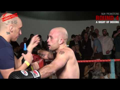 A NIGHT OF BOXING - Unfinished Business - Paul Walker Vs Ben Greenwood