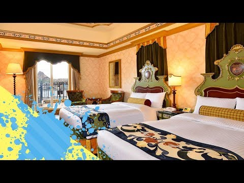 Disney's Most Expensive Hotel! (Tour of MiraCosta Hotel in T