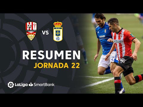 Logrones Oviedo Goals And Highlights