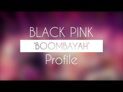 Black Pink Profile |