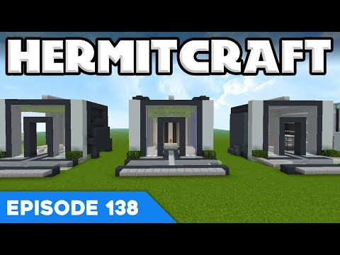 Hermitcraft V 138 | INTERIOR DESIGN CHALLENGE! | A Minecraft Let's Play
