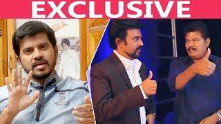 Director Pa Vijay talks about Shankar