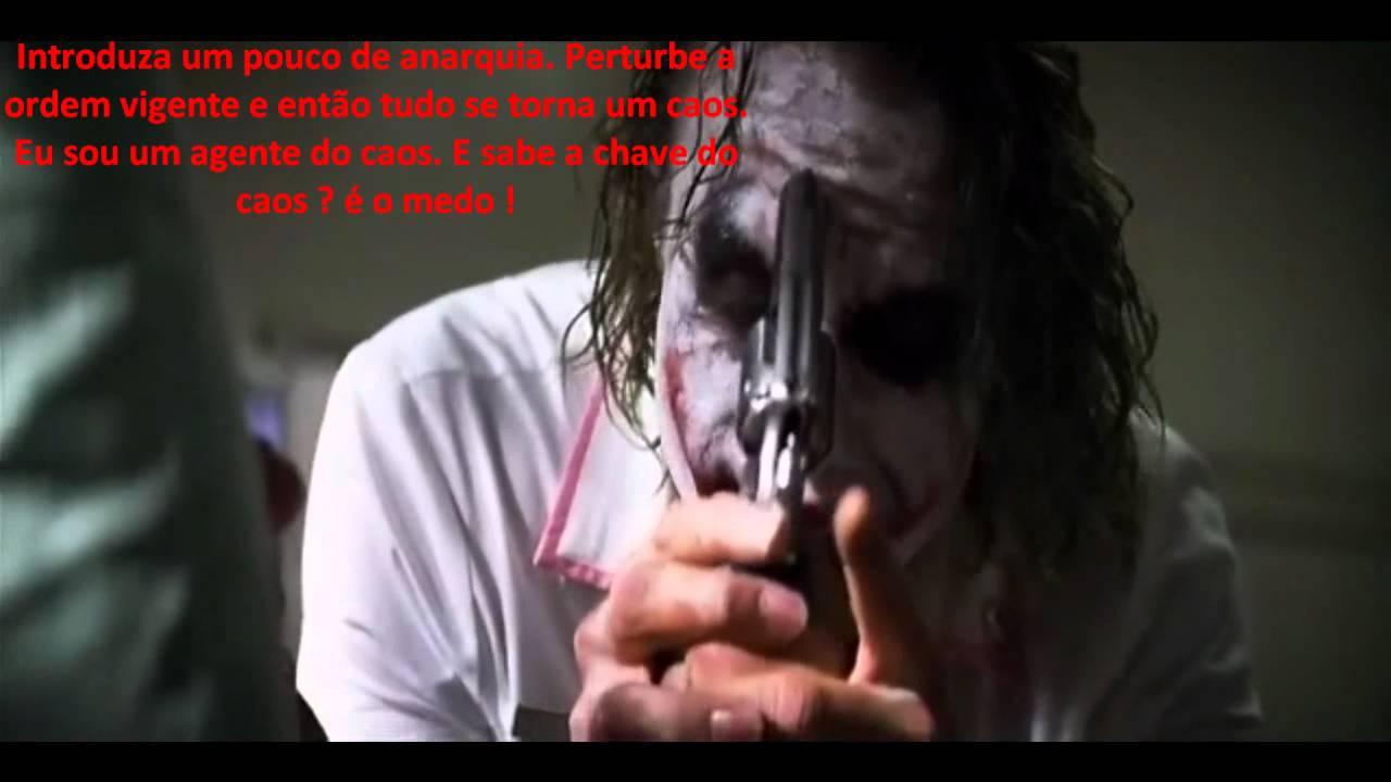 Frases Marcantes Coringa Heath Ledger Youtube