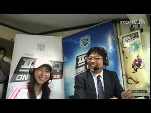 2013 09 04 Samsung KIA professional baseball player Lee Yeon Hee Interview
