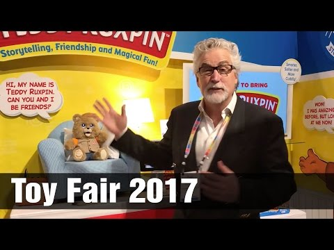 Companies Looking For Ideas Toy Fair 2017!