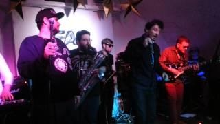 (Russian Reggae) MC DJA & Afro D & The Dubsters - Tempo