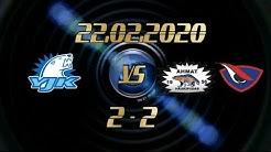 22.02.2020 YJK vs Ahmat & Kiekko Oulu