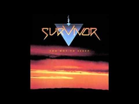 Клип Survivor - Too Hot To Sleep