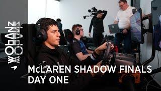 McLaren Shadow Finals | Day One
