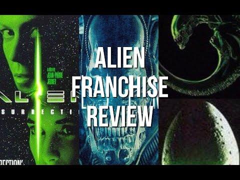 Review: Alien Franchise (1979-1997)