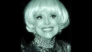 CAROL CHANNING JAZZ BABY  THOROUGHLY MODERN MILLIE, STUDIO RECORDING