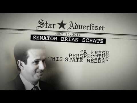 "Brian Schatz ""Special"" Ad"