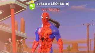 Fortnite Custom Skins!!!! SpiderMan Skin Mod (PAK in Description)(Season 5 Only)
