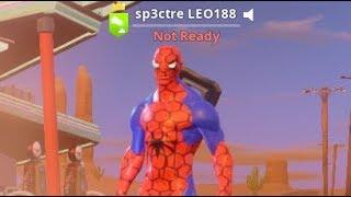 Fortnite Custom Skins!!!! SpiderMan Skin Mod (PAK in Description)(Season 5 Only)