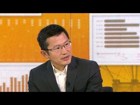 Tao Zhang discusses the future of ZTE amid a US export ban