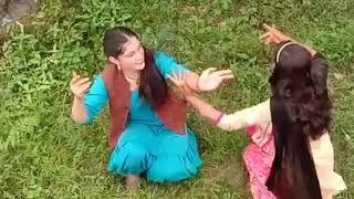 Pahari गाँव की लडकियों की धमाकेदार डाँस Nonstop Pahadi Dance