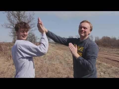 Gus and Sven Johnson - Sibling Goals