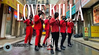 [KPOP IN PUBLIC NYC 4K] MONSTA X (몬스타엑스)  - Love Kill…