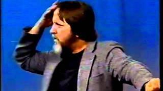 Rick Roderick on Nietzsche as Artist [full length]
