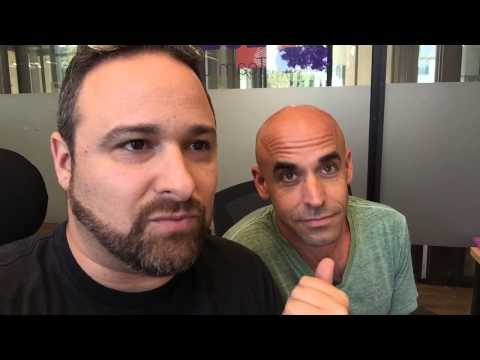 Assaf Harel, Actor, Script Writer and Entrepreneur Gets A Sneak Peek at ZCast by Zula