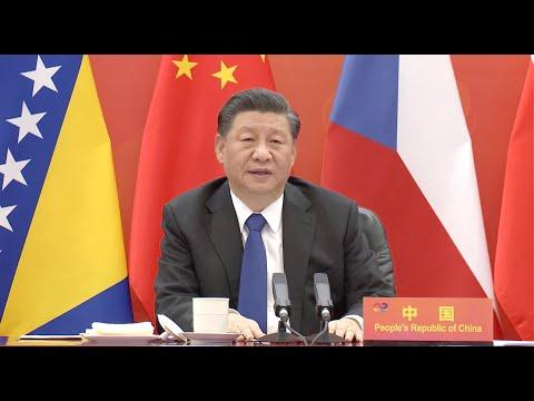 CGTN:合作未推迟:中国,CEEC适合疫苗,贸易等
