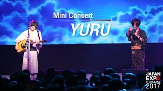 Yuru ゆる Mini Concert | JAPAN EXPO IN THAILAND 2017