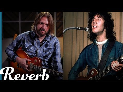 Peter Green Guitar Riffs and Tone  Reverb Learn to Play