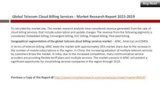 Telecom cloud billing services market ...