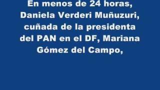 Las Transas de Mariana Gómez del Campo