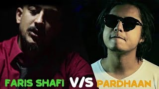 Pardhaan V/S Faris Shafi | India V/S Pakistan | Which country is best in Rap Scene?