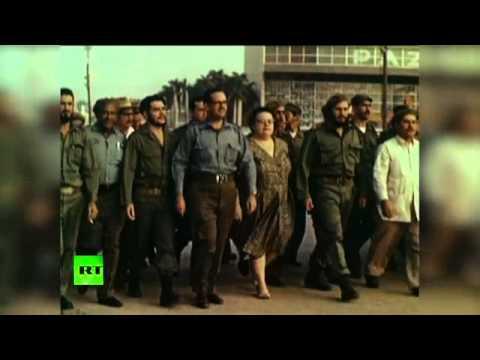 Interview with Aleida Guevara, daughter of Ernesto 'Che' Guevara