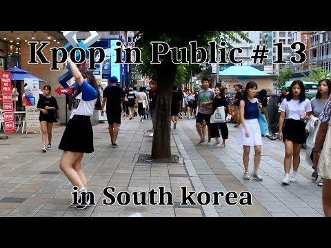 Kpop in Public #13 in Korea (Exo, Kard, Bts, Blackpink, hyuna)