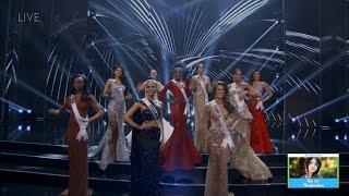 Miss Universe Final 6 Contestants Revealed | LIVE 1-29-17