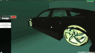 PATCHED Roblox (Drive TM) How to make a drift car PATCHED