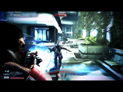 Mass Effect 3   PC   Insanity   Walkthrough #28 - Citadel under attack