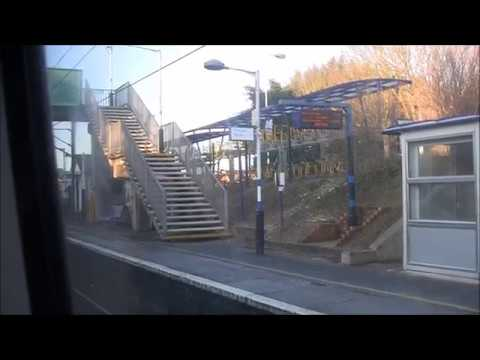 Journey video, Cambridge to Peterborough via Hitchin Part 1