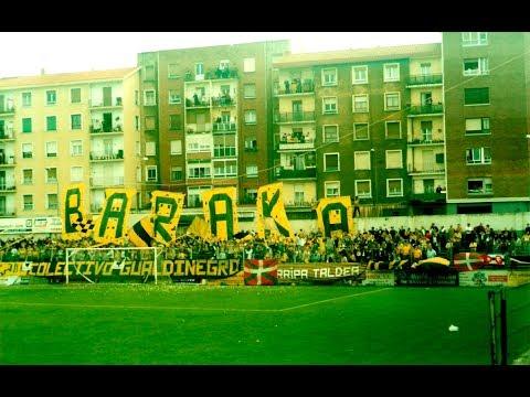 Barakaldo CF - Racing de Ferrol 99/00 (resumen y ambiente)