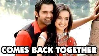 Sanaya Irani & Barun Sobti  BACK TOGETHER -- SURPRISE SURPRISE !!!