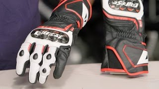 Dainese Carbon D1 Long Gloves Review at RevZilla.com